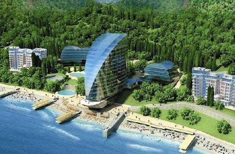 Апартаменты в греции торони