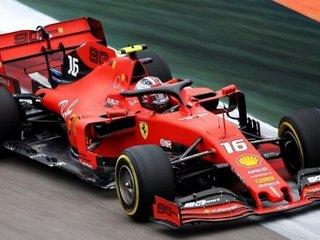 ставки на гонки Формула 1