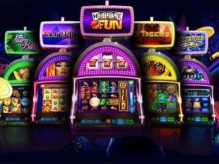 популярность игровых автоматов в казино